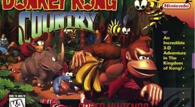 Donkey Kong Country – GameCorp Podcast