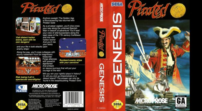 Pirates Gold! Sega Review (Fucccckkkk….) – GameCorp Podcast