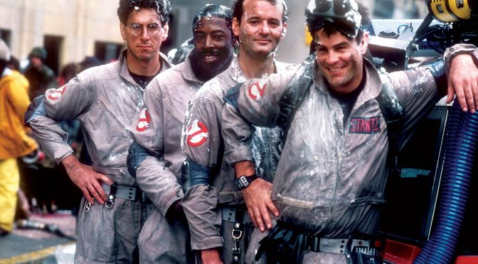 Ghostbusters Eyeing 'Stranger Things' Star and More Nerd News