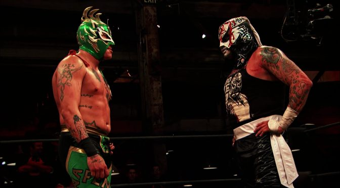 Rey Fenix Injured in Scary Moment, Plus Update and More Wrestling News