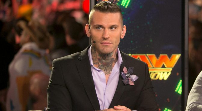 Corey Graves Defends Racist Bullies and More Wrestling News!