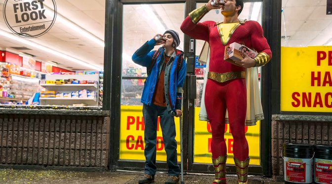 Even the Shazam! Crew Have No Idea What's Up With the 'Black Adam' Film and More Nerd News