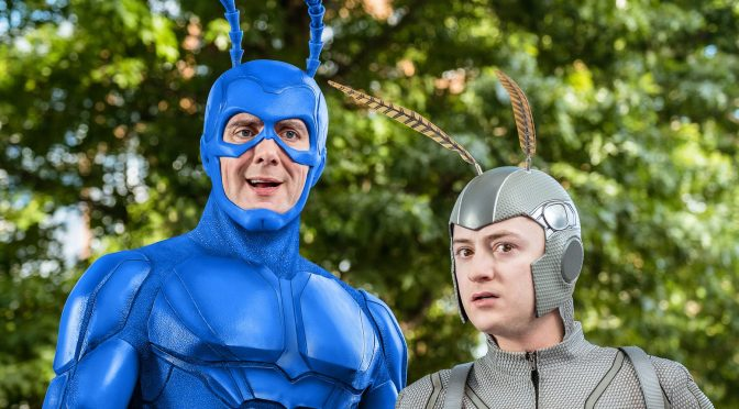Tick Season 2 Trailer is Here! and More Nerd News
