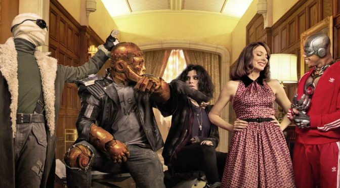 It's time to sing the Doom Patrol Song! – ComicCorp Podcast