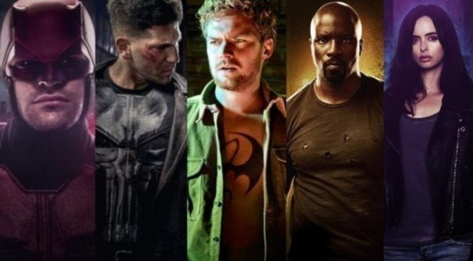 Netflix Finally Cancels the Last of their Marvel Shows