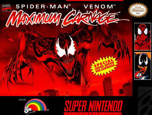 Maximum Carnage – GameCorp Podcast