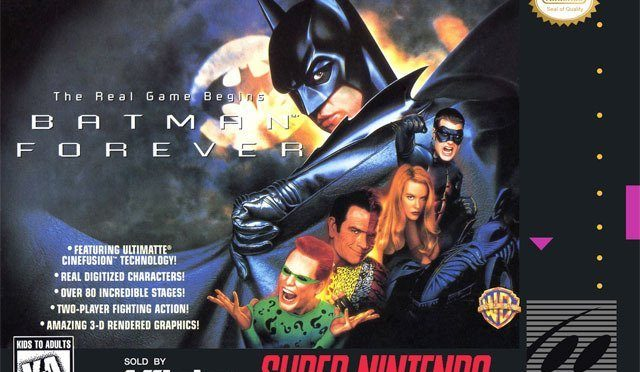 Batman Forever – GameCorp Podcast