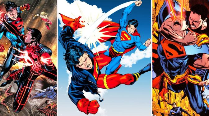 Brian Michael Bendis Finds New Ways to Fuck Up Superman's Mythos and More Comic News