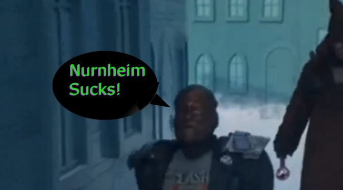 Nurnheim Sucks! – ComicCorp Podcast