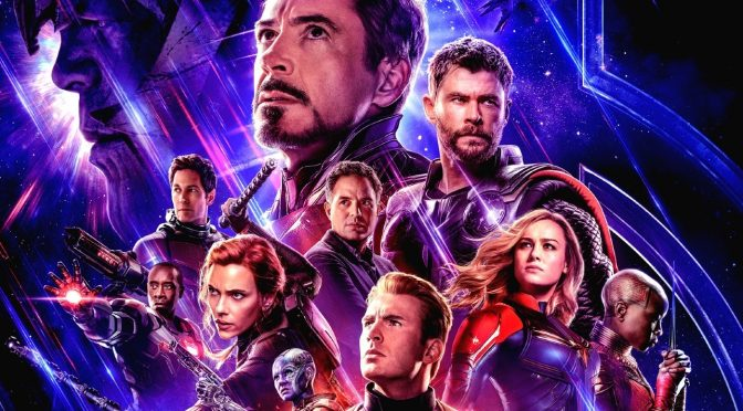 Avengers: Endgame Almost Had No Marketing and More Nerd News