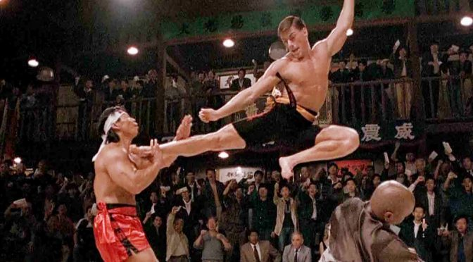 Alex and Chad's Bloodsport – Oh, Hi! Oh, Guys… Podcast