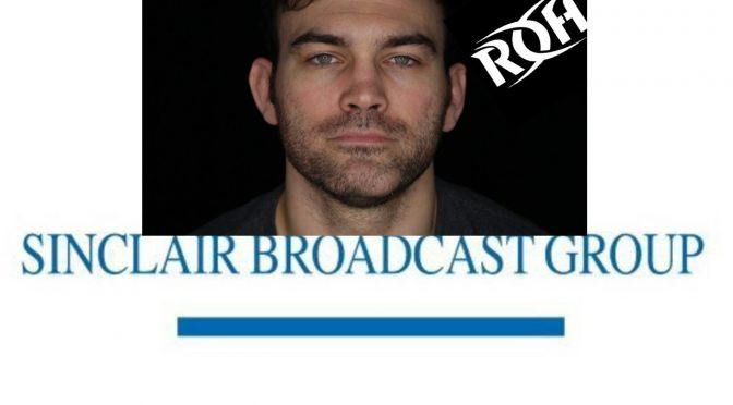 ROH and Sinclair Broadcast Silence David Starr and More Wrestling News