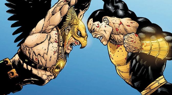 Major Hero to Star in 'Black Adam' Lead Movie? and More Nerd News