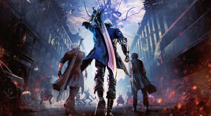 Devil May Cry 5 – GameCorp Podcast