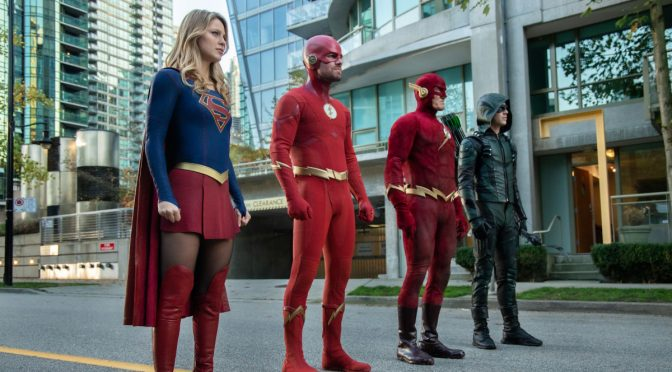 'The Flash' Gets New Boss and More Nerd News