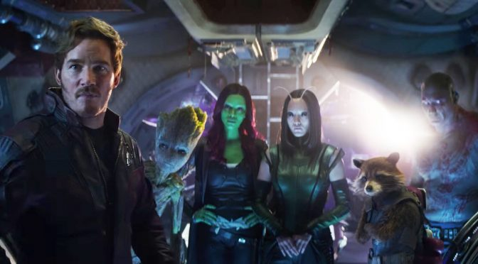 James Gunn is Back for 'Guardians of the Galaxy 3' and More Nerd News