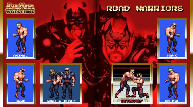 Retro Mania Wrestling Interview – Oh, Hi! Oh, Guys…Podcast