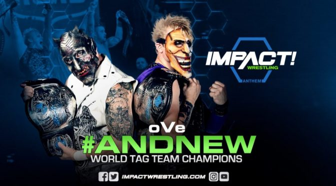 IMPACT Re-Signs Top Tag Team and More Wrestling News