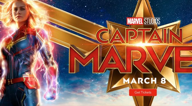 Captain Marvel Controversy? – ComicCorp Podcast