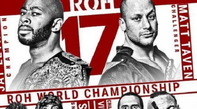 Big News Comes Out of ROH's 17th Anniversary Show and More Wrestling News