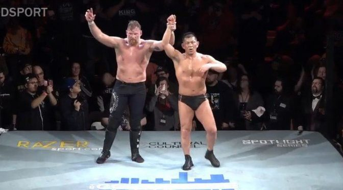 Props Where Props Are Due – Josh Barnett Can Go With the Best