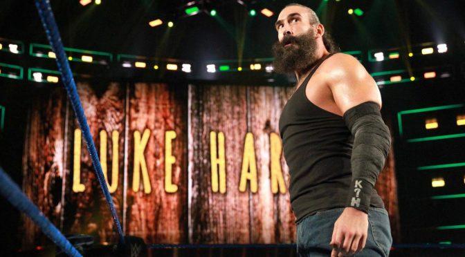 The WWE is Being Petty by Not Releasing Luke Harper
