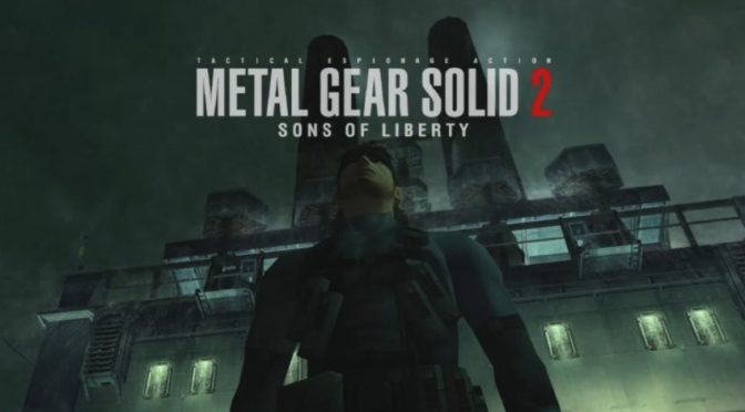 Metal Gear Solid 2 Review – GameCorp Podcast