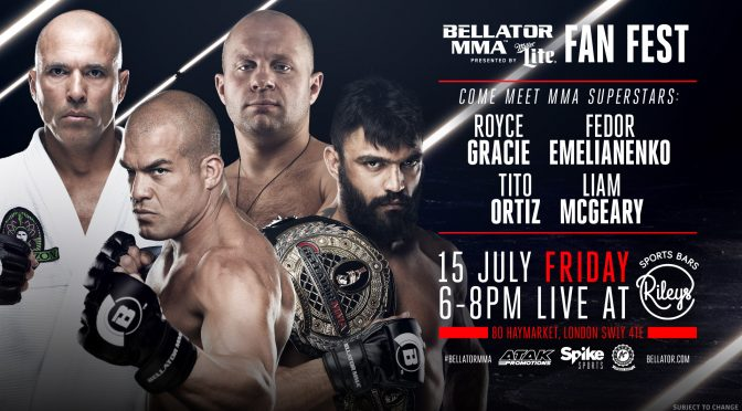 Ten Moves Bellator Could Make to Improve Name Recognition