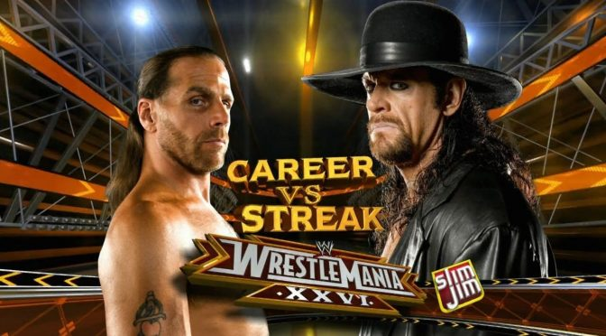 Rebooking WrestleMania 26