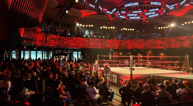 Did IMPACT Wrestling's Rebellion Deliver?