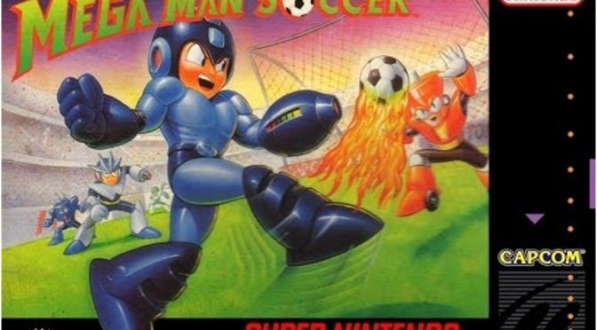 Mega Man Soccer – GameCorp Podcast