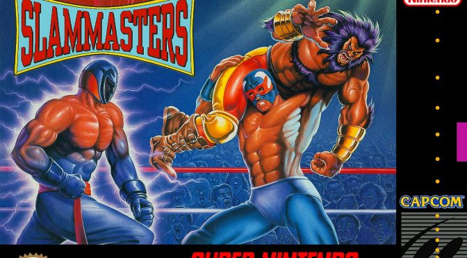 Saturday Night Slam Masters – GameCorp Podcast