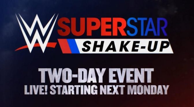 WWE Superstar Shake Up and More! – WrestleCorp Podcast