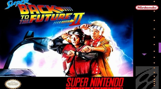 Super Back to the Future II – GameCorp Podcast