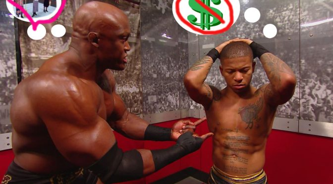 Lio Rush's Treatment in the WWE Highlights a Bigger Issue