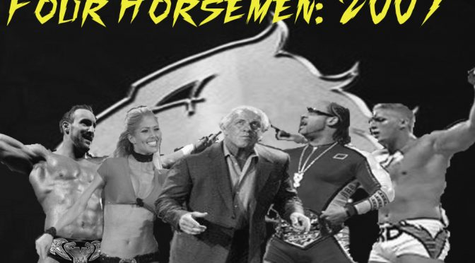 Booking The 2007 SmackDown Four Horsemen: A Golden Goal for Flair