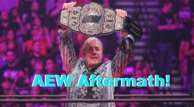 AEW Aftermath (Double or Nothing)- WrestleCorp Podcast