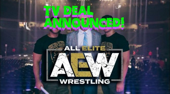 AEW Announces TV Deal