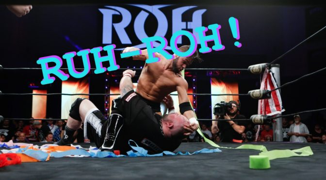 ROH is Getting a Pass for It's Subpar Product