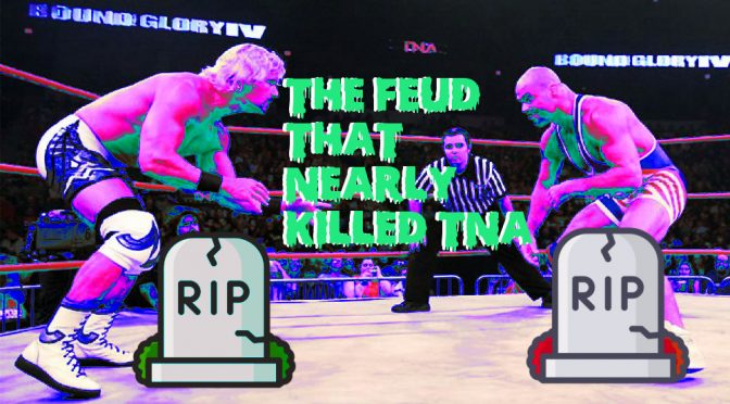 The Affair that Brought TNA to its Knees – WrestleCorp Podcast
