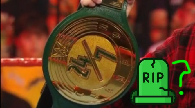 The New WWE Championship Is….
