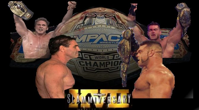 It's Time for IMPACT to Bring Ken Shamrock Back