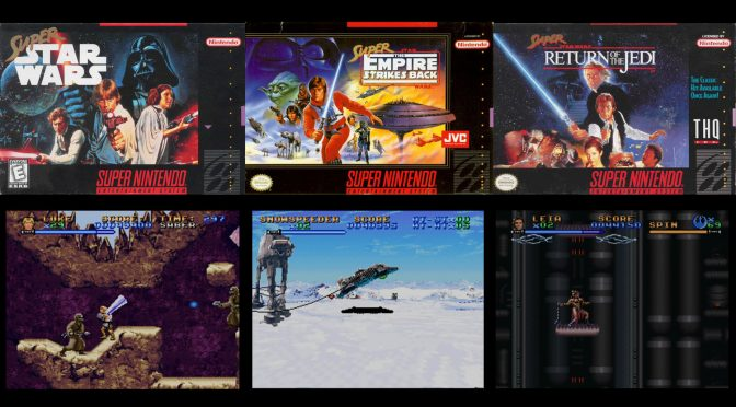 Super Star Wars – GameCorp Podcast