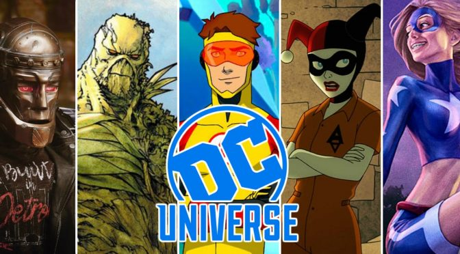 DC Universe in Trouble? – ComicCorp Podcast