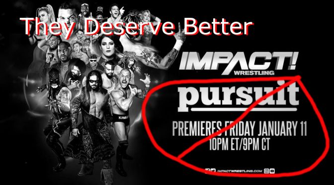 IMPACT Gets Screwed By Pursuit