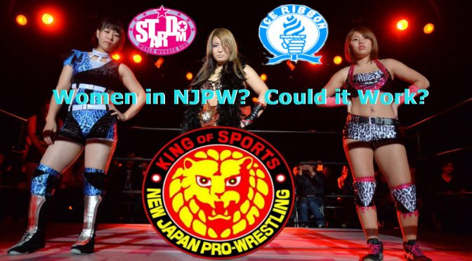 Should NJPW Have a Women's Division?