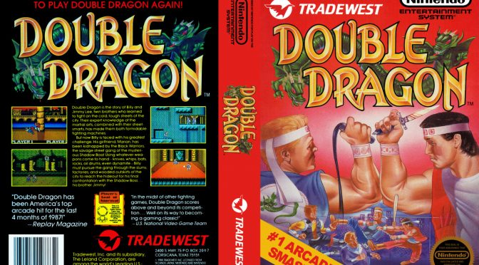 Double Dragon NES – GameCorp Podcast