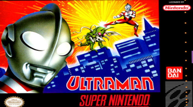 Ultraman Toward the Future – GameCorp Podcast