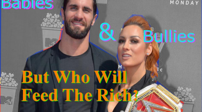 Seth Rollins Can't Afford to Eat Food, You Guys – WrestleCorp Podcast