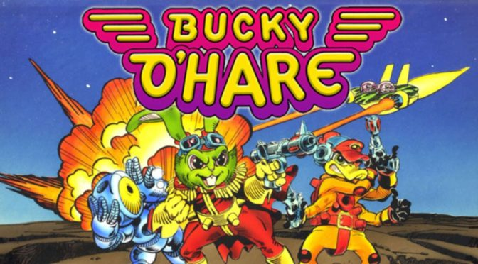 Bucky O'Hare NES Review – GameCorp Podcat
